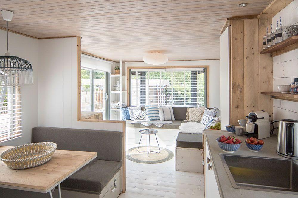 amenagement interieur mobil home id es d coration. Black Bedroom Furniture Sets. Home Design Ideas