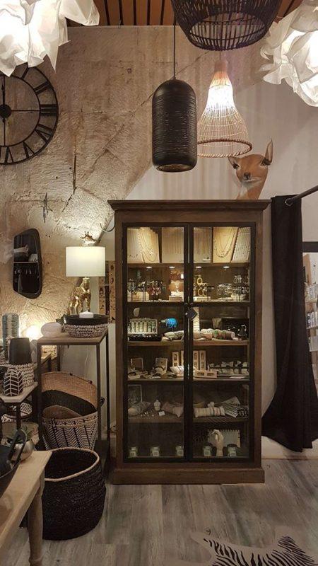 La Fille du Consul boutique déco Narbonne