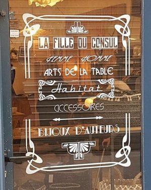 La Fille du Consul, chouette concept store Narbonne