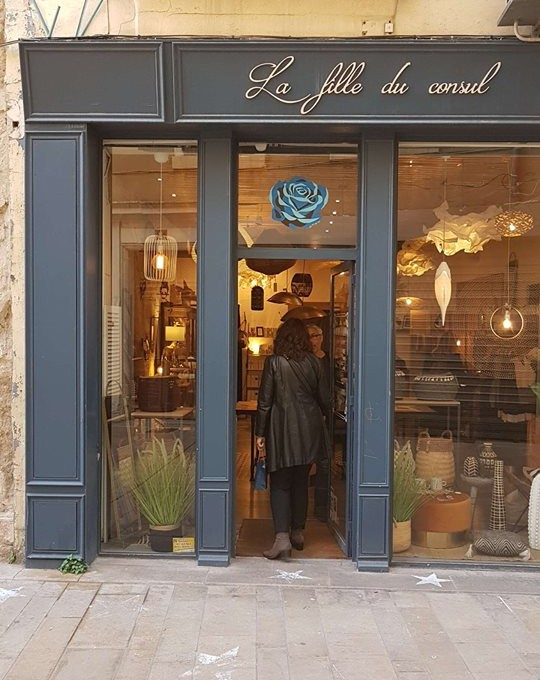 La Fille du Consul boutique concept store à Narbonne