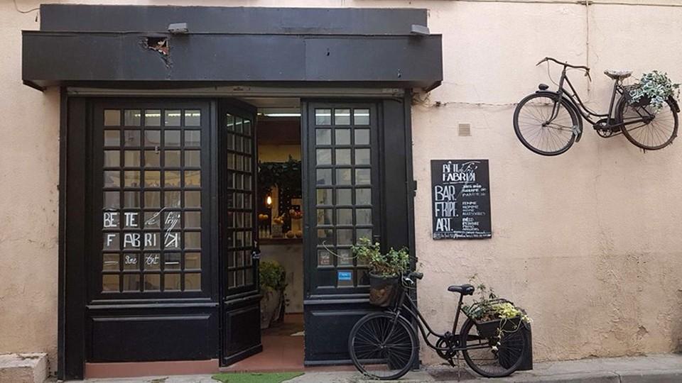 Conceptstore Bête de Fripp'Fabrik in Narbonne