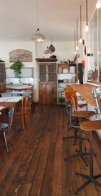 restaurant Narbonne, La Nautique