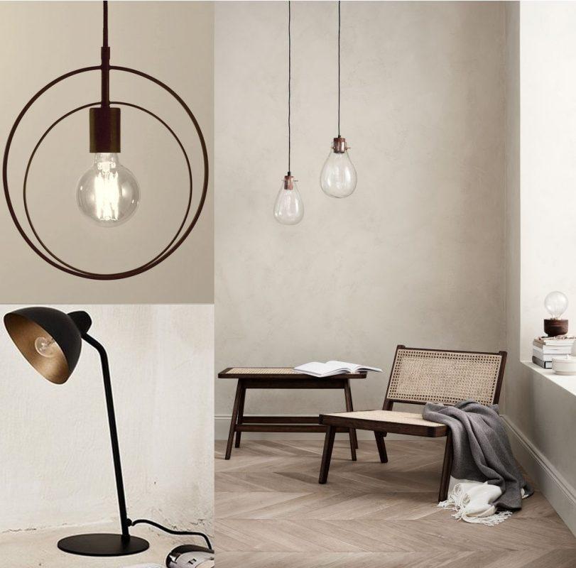 7 Lampes à moins de 70 € pour une déco petit-budget