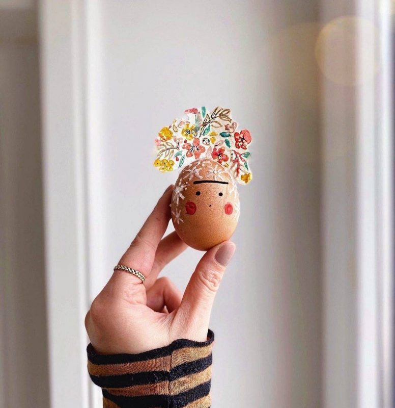 Insta-inspiration : The loveliest Easter DIY's