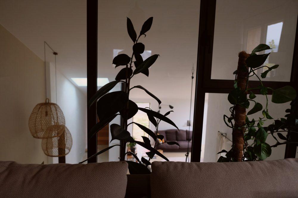 Retour en arrière sur nos travaux réno - La mezzanine.