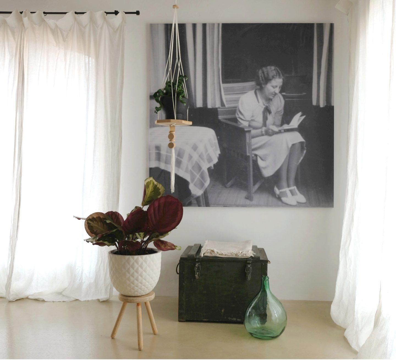 Comment personnaliser sa déco avec une photo vintage